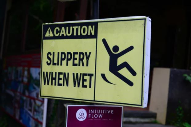 Slip and Fall Case in Florida